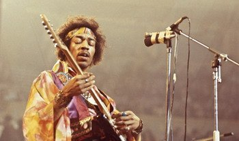 Jimi Hendrix, era del signo Sagitario